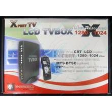 Внешний TV tuner KWorld V-Stream Xpert TV LCD TV BOX VS-TV1531R (Камышин)
