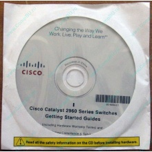 85-5777-01 Cisco Catalyst 2960 Series Switches Getting Started Guides CD (80-9004-01) - Камышин