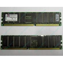 Серверная память 512Mb DDR ECC Registered Kingston KVR266X72RC25L/512 pc2100 266MHz 2.5V (Камышин).