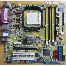Материнская плата Asus M2NPV-VM socket AM2 (без задней планки-заглушки) - Камышин