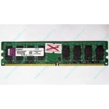 ГЛЮЧНАЯ/НЕРАБОЧАЯ память 2Gb DDR2 Kingston KVR800D2N6/2G pc2-6400 1.8V  (Камышин)