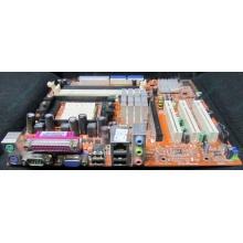 Материнская плата WinFast 6100K8MA-RS socket 939 (Камышин)