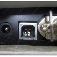 Термопринтер Zebra TLP 2844 (выломан USB разъём в Камышине, COM и LPT на месте; без БП!) - Камышин
