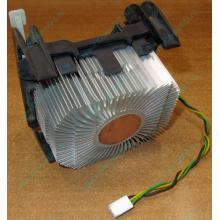 Кулер для процессоров socket 478 с большим сердечником из меди Б/У (Камышин)