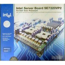 Материнская плата Intel Server Board SE7320VP2 socket 604 (Камышин)