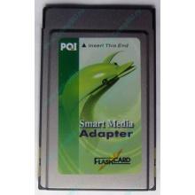 Smart Media PCMCIA адаптер PQI (Камышин)